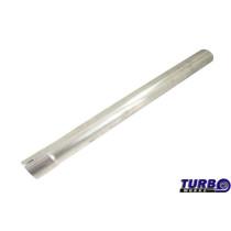 Kipufogó cső 0st 2 61cm rozsdamentes acél